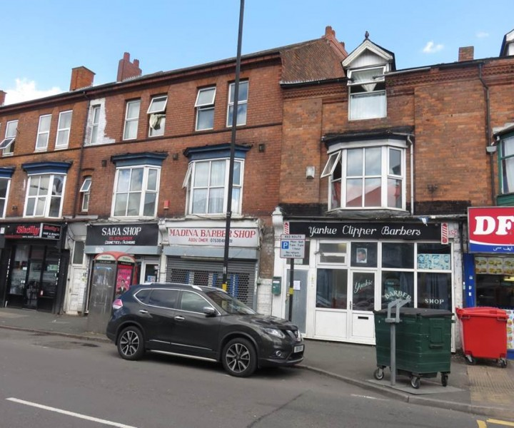 148-152 Stratford Road. Sparkbrook