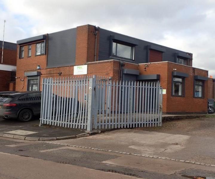 Unit A, First Floor, Devirgo House, Garretts Green Trading Estate, Vale Pits Road, Birmingham, B33 0TD