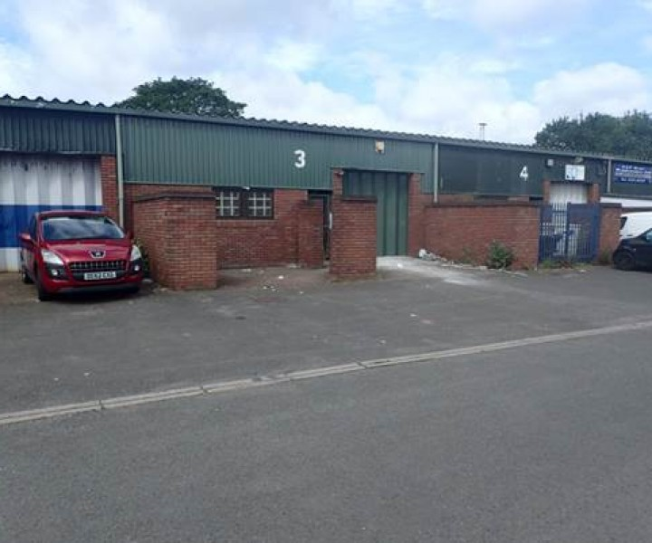 Unit 3, Goscote Industrial Estate, Slacky Lane, Walsall, WS3 1LX