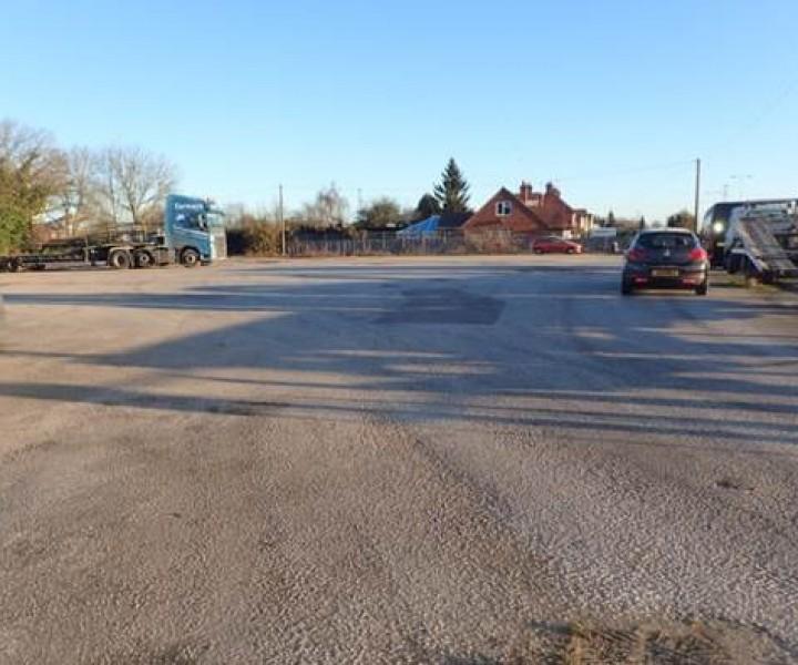 Lichfield Road (A38), Barton Under Needwood
