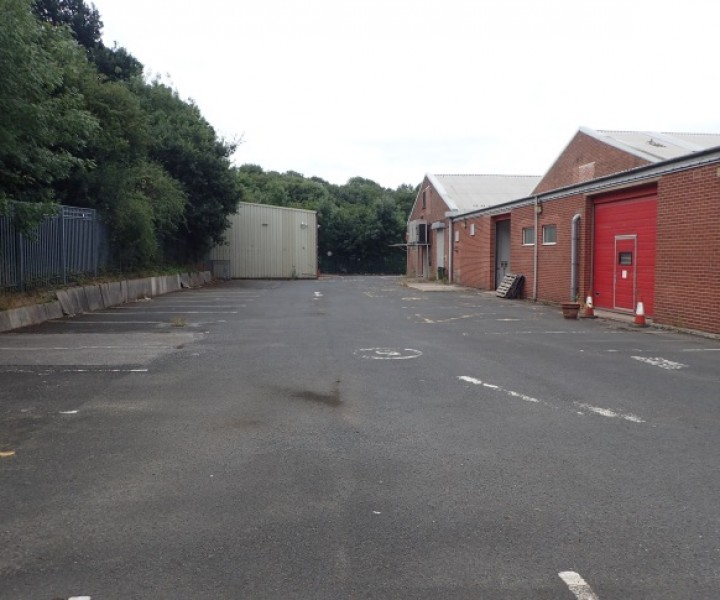 Belfont Trading Estate (former Sterling Power Group premises)