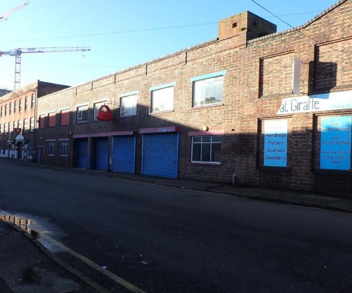 21/23 Princip Street, Birmingham, B4 6LE