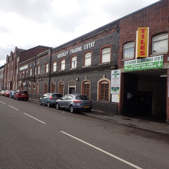 Adderley Trading Estate