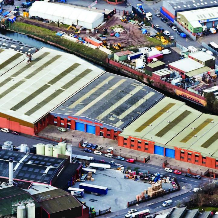 Aston Works, Cheston Road