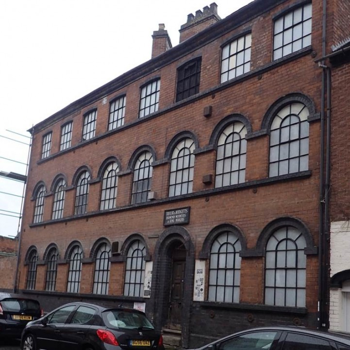 48-56 Branston Street, Hockley, Birmingham, B18 6BP