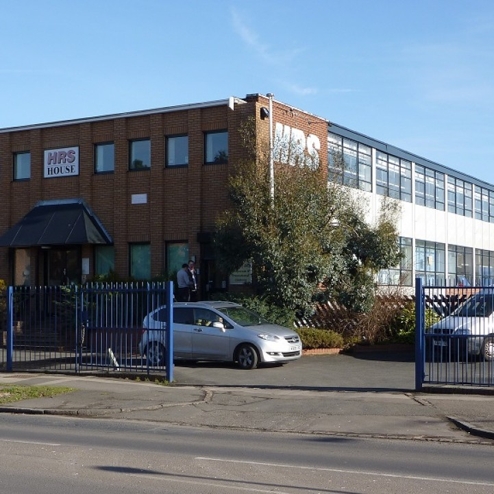 HRS Office/Business Park, Garretts Green Lane