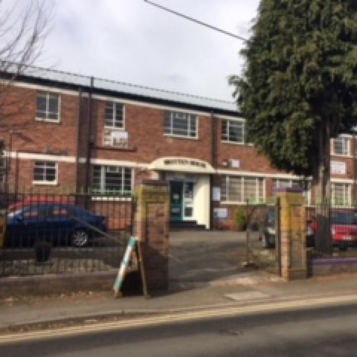Britten House & Cedar House
