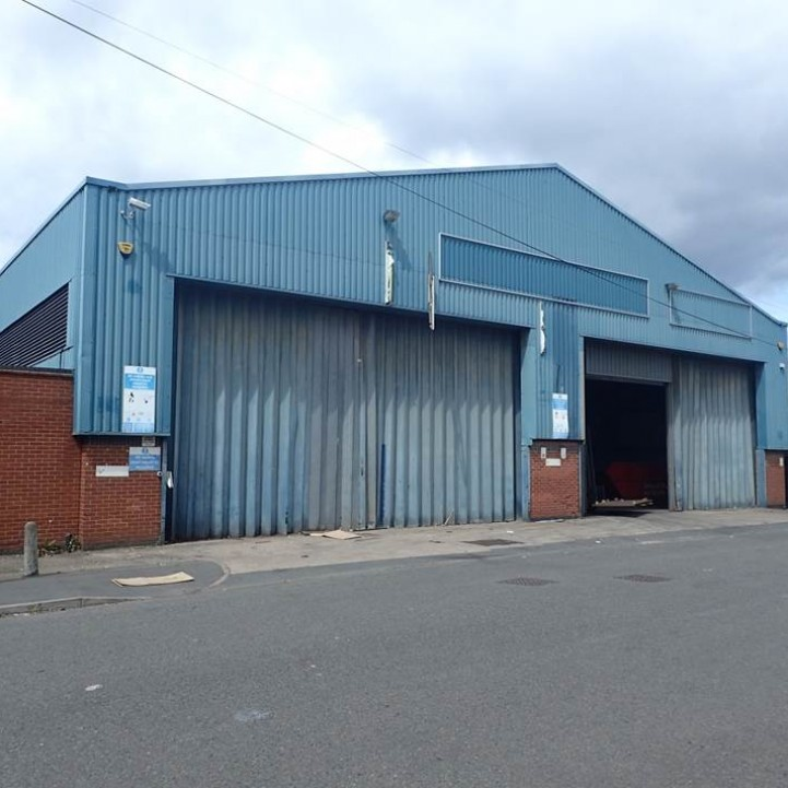 Kington Process Limited, Doris Road Industrial Estate, Doris Road, Bordesley Green, Birmingham, B9 4SJ