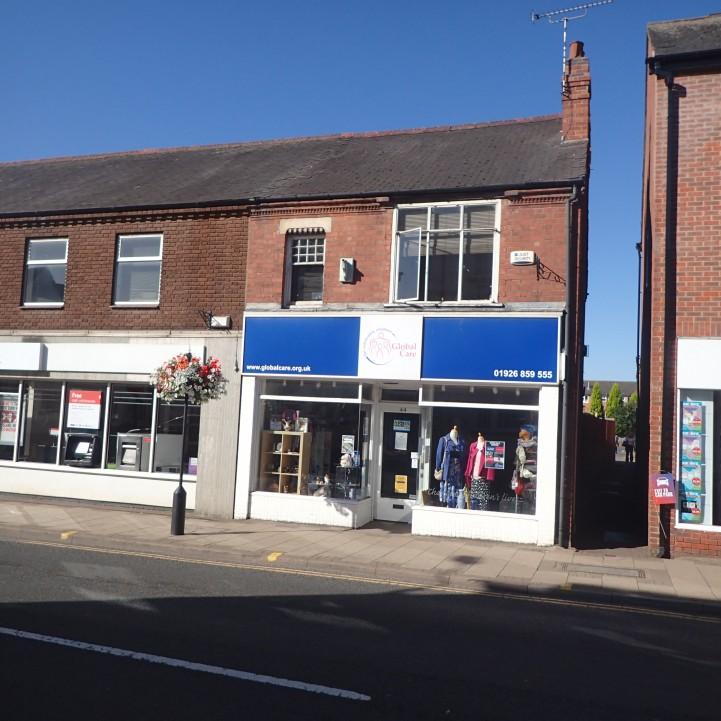 44, The Square, Kenilworth, Warwickshire, CV8 1EB