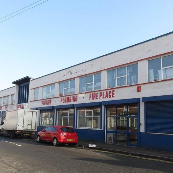 Suites A & B, 194/200 Percy Road, Sparkhill, Birmingham, B11 3G
