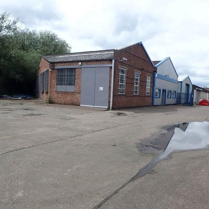 Unit 9, Tyseley Industrial Estate, Seeleys Road, Birmingham, B11 2LQ