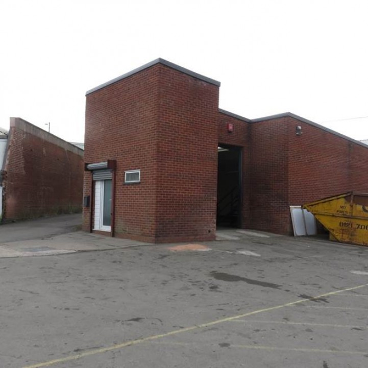 Unit 5, Sandy Hill Industrial Estate, 42A Stratford Road