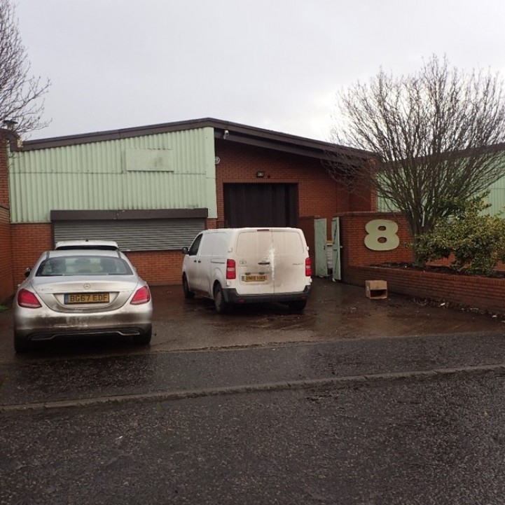 Unit 8, Wall End Close, Walsall, WS2 7PH