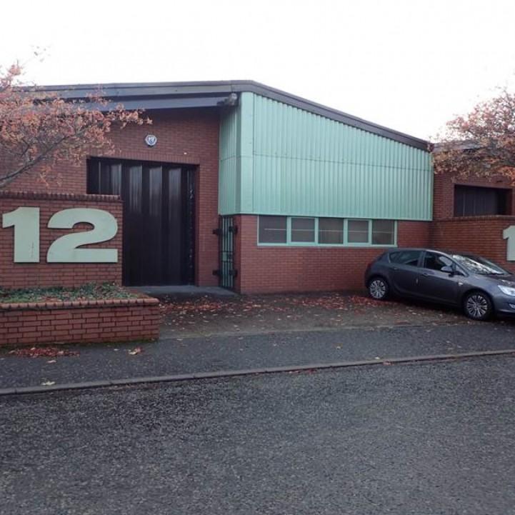 Unit 12, Wall End Close