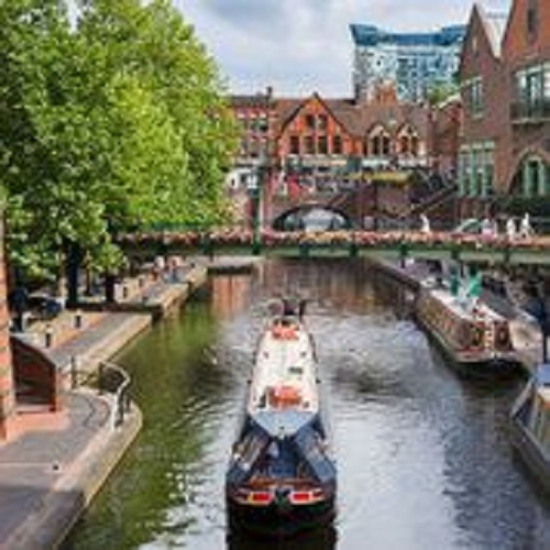 Birmingham is a great place to buy commercial property